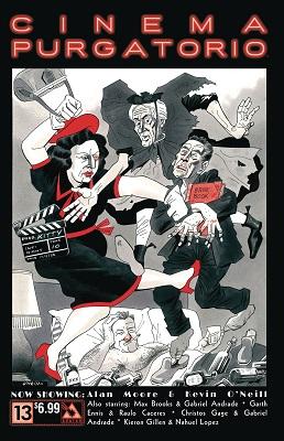Cinema Purgatorio no. 13 (2016 Series) (MR)