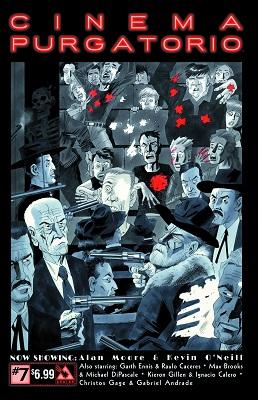 Cinema Purgatorio no. 7 (2016 Series) (MR)