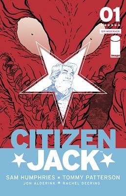 Citizen Jack (2015) (MR) Complete Bundle - Used