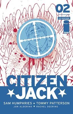 Citizen Jack no. 2 (2015 Series) (MR)