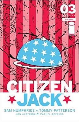 Citizen Jack no. 3 (2015 Series) (MR)