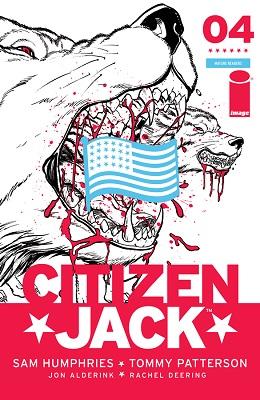 Citizen Jack no. 4 (2015 Series) (MR)