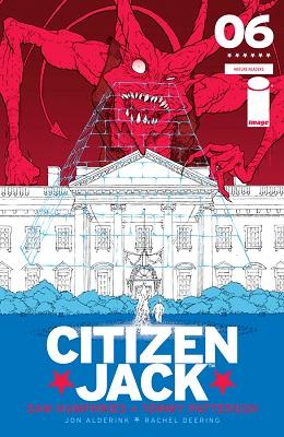 Citizen Jack no. 6 (2015 Series) (MR)