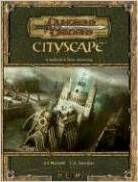 Dungeons and Dragons 3.5 ed: Cityscape - Used