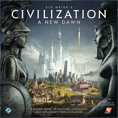 Civilization: A New Dawn Board Game (Sid Meier)