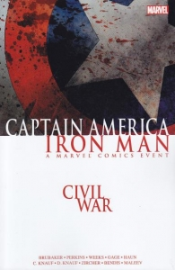 Civil War: Captain America Iron Man TP