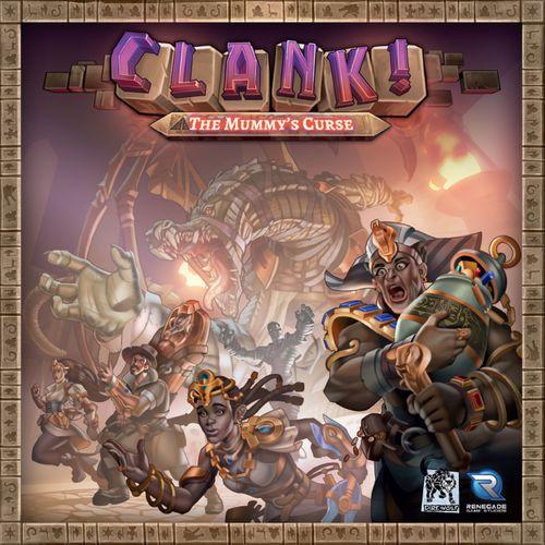 Clank: The Mummys Curse
