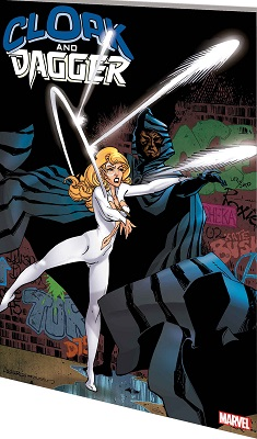Cloak and Dagger: Shadows and Light TP