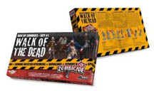 Zombicide: Walk of the Dead Expansion
