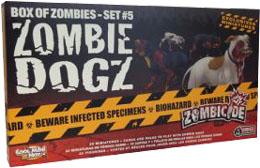 Zombicide: Zombie Dogz Expansion