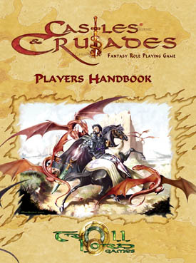 Castles and Crusades: Players Handbook 3rd ed: 80103 - Used