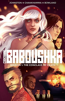Codename Baboushka: Volume 1: Conclave of Death TP