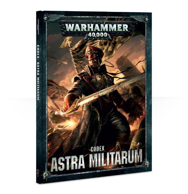 Warhammer 40K: Codex: Astra Militarum 47-01-60