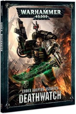 Warhammer 40K: Codex: Deathwatch 39-01-60