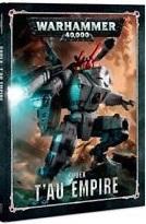 Warhammer 40K: Codex: Tau Empire HC