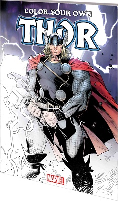 Color Your Own Thor TP