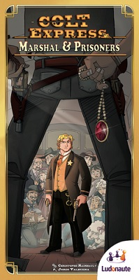 Colt Express: Marshal and Prisoners Expansion