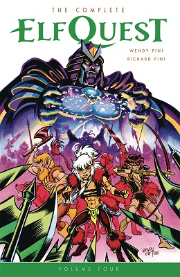 The Complete Elf Quest: Volume 4 TP