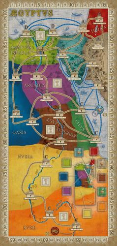 Concordia: Aegyptus Creta Expansion