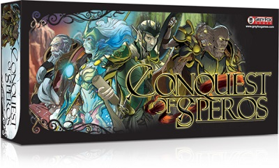 Conquest of Speros Card Game