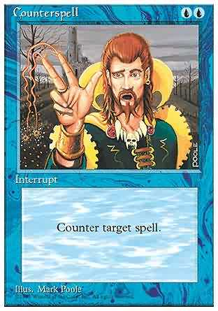 Counterspell 4th edition