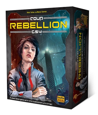 The Resistance: Coup: Rebellion G54