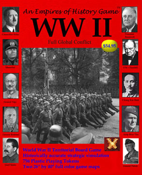 Empires of History: WW II: Full Global Conflict