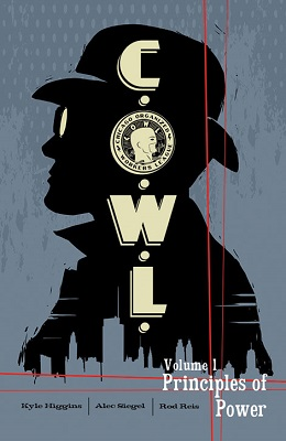 Cowl: Volume 1: Principles of Power TP (MR) - Used