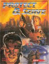 Cyberpunk 2020: Protect and Serve - Used