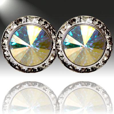 Crystal and Rhinestone: Clear
