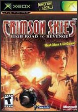 Crimson Skies: High Road to Revenge - XBOX
