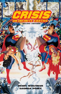 Crisis on Infinite Earths HC