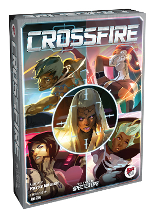 Crossfire Card Game