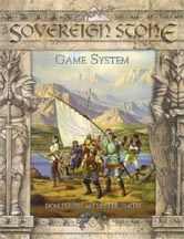Sovereign Stone Role Playing: Game System - Used