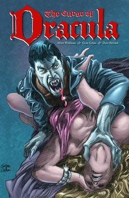 Curse of Dracula HC