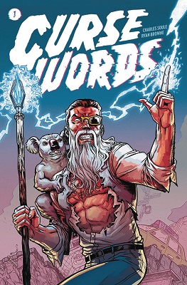 Curse Words: Volume 1 TP (MR)