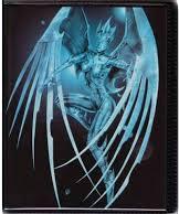 4 Pocket Portfolio - Cyber Angel - 7030cba