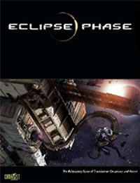 Eclipse Phase 1st ed: Core Book - Used