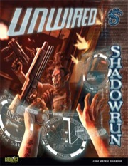 Shadowrun 4th ed: Unwired - Used