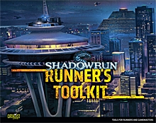 Shadowrun 4th ed: Runners Toolkit Box Set - Used