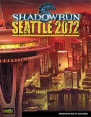 Shadowrun 4th ed: Seattle 2072 - Used