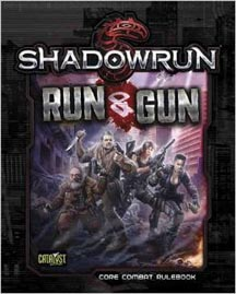 Shadowrun 5th ed: Run and Gun HC - Used