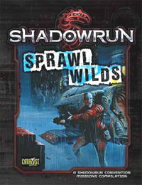 Shadowrun: Sprawl Wilds - Used