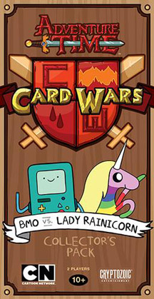 Adventure Time Card Wars: BMO vs Lady Rianicorn