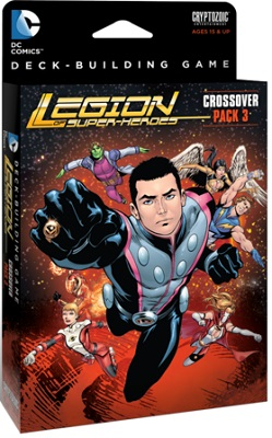 DC Heroes: Crossover Pack 3: Legion of Super Heroes