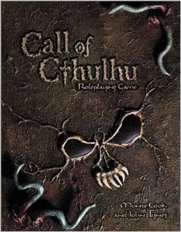 D20 Call of Cthulhu Roleplaying Game - Used