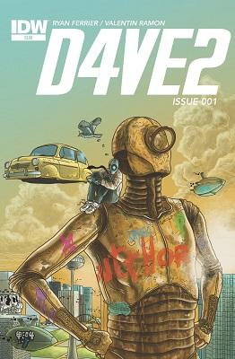 D4VE2 (2015) Complete Bundle - Used