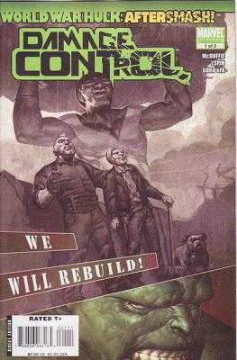 World War Hulk: Damage Control Complete Bundle (Issues 1-3)