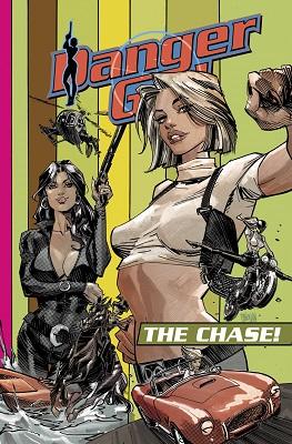 Danger Girl: The Chase TP