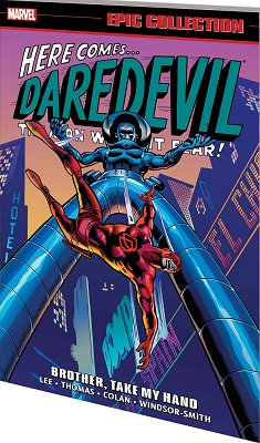 Daredevil Epic Collection: Brother Take My Hand TP